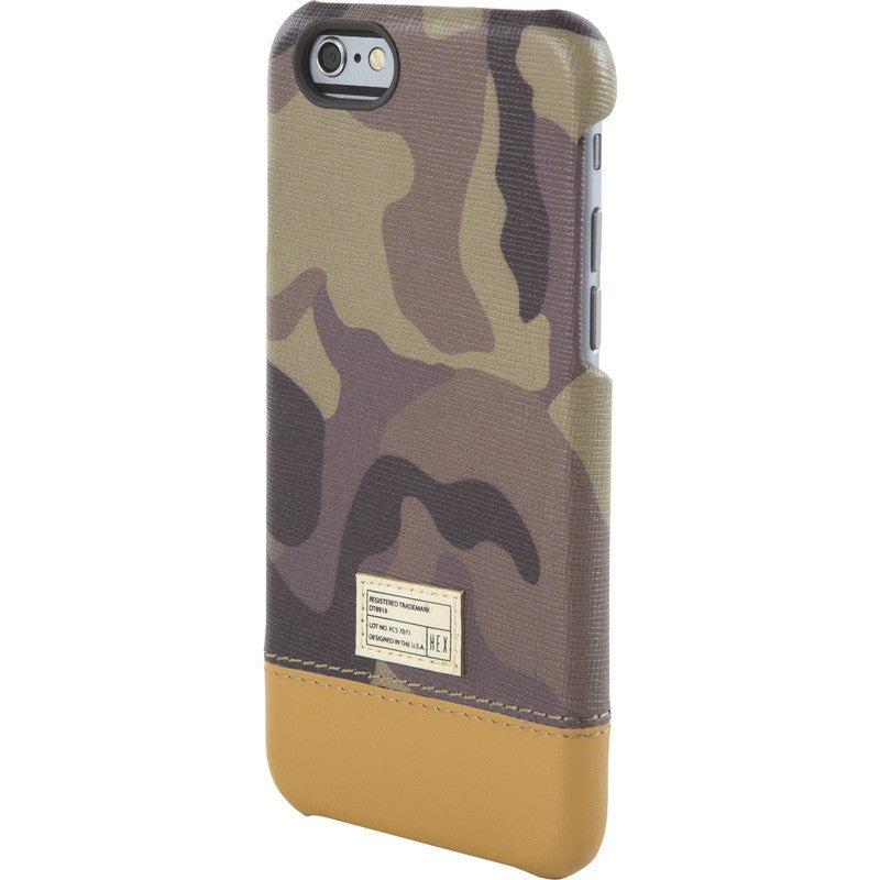 Hex Focus Case for iPhone 6 Camo Leather | HX1752 CAMO