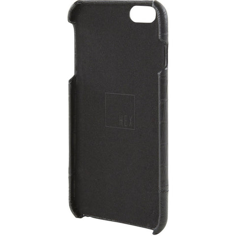 Hex Focus Case for iPhone 6 Plus | Black Croc