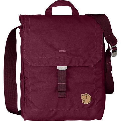 Fjallraven Foldsack No. 3 Shoulder Bag | Plum