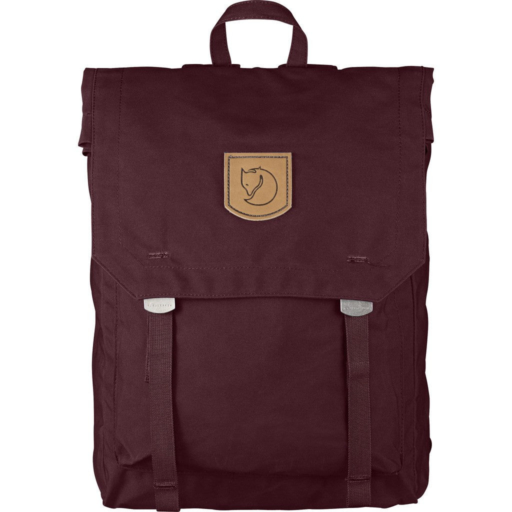 Fjallraven Foldsack No. 1 Backpack | Dark Garnet F24210-356