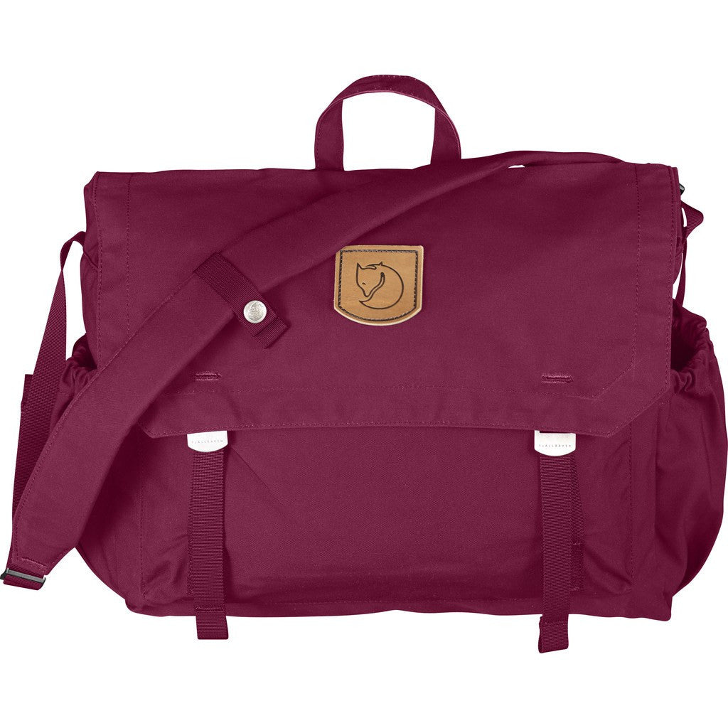 Fjallraven Foldsack No. 2 Messenger Bag | Plum