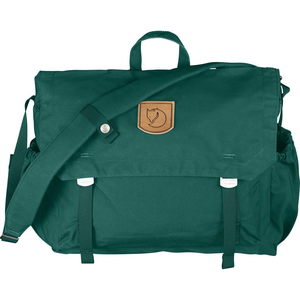 Fjallraven Foldsack No. 2 Messenger Bag | Copper Green