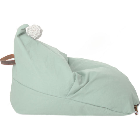 Wild Design Lab Folly Bean Bag Chair Cover | Seafoam BBCSFG