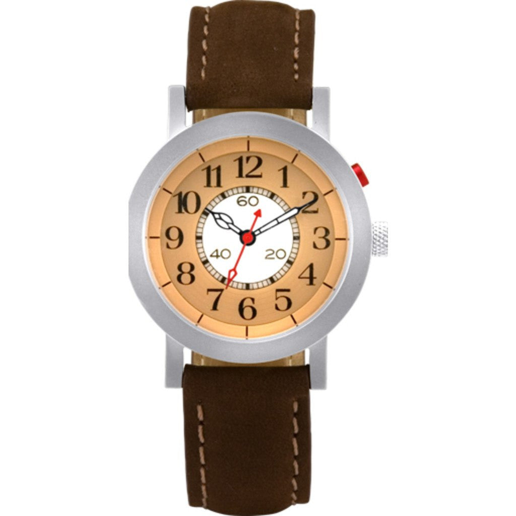 Projects Watches Folly Art-Deco Watch | Beige 6190