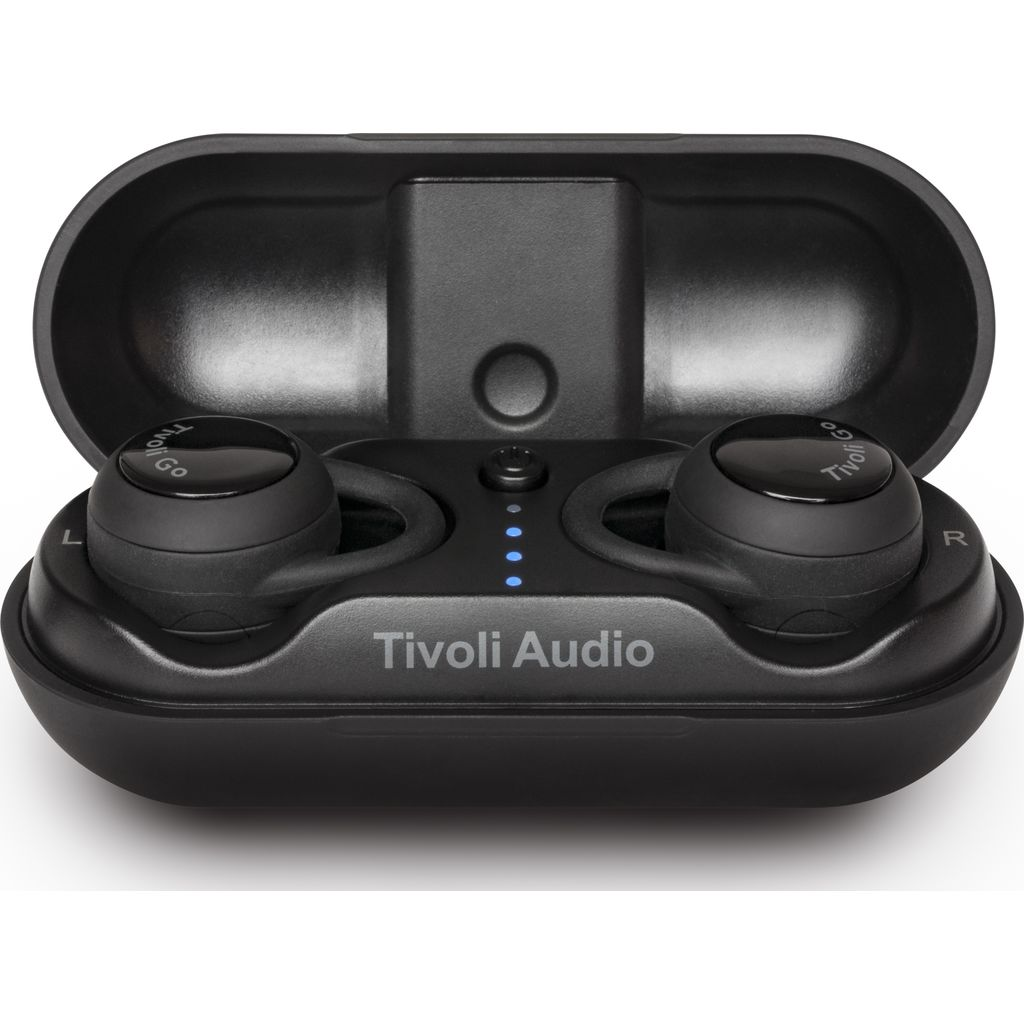 Tivoli Audio Fonico Wireless Earbuds | Black TGFONBLK