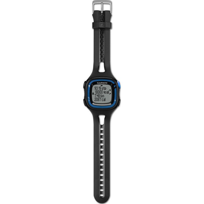 Garmin Forerunner 15 GPS Watch | Large Black/Blue