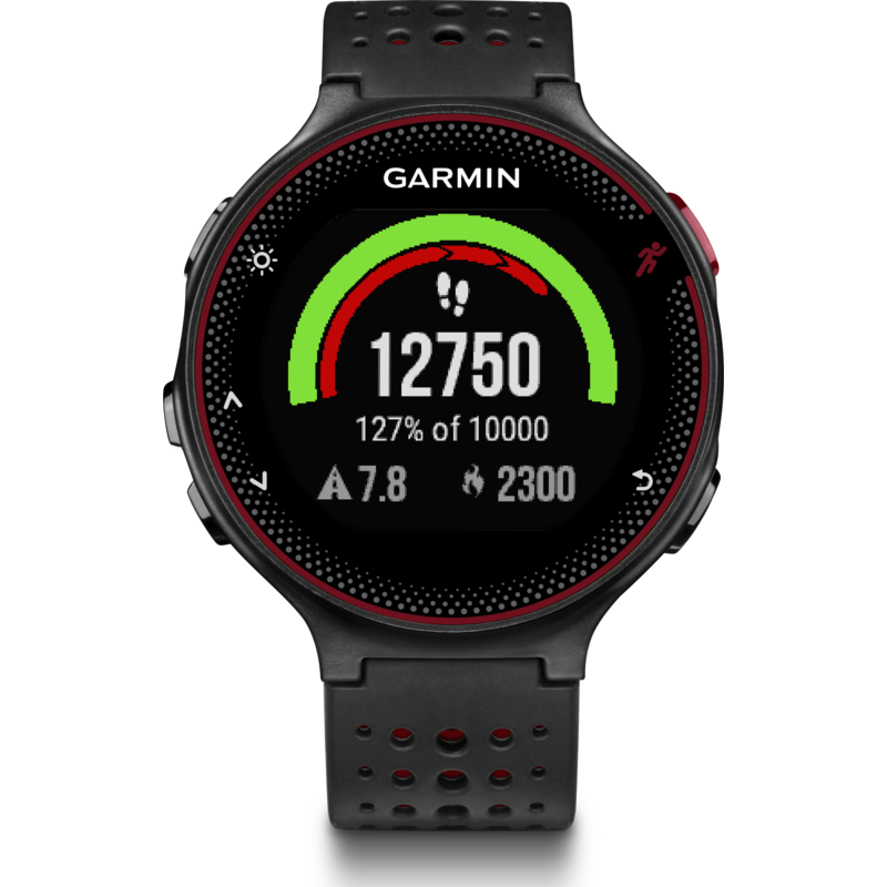 Garmin Forerunner 235 GPS HR Watch | Marsala