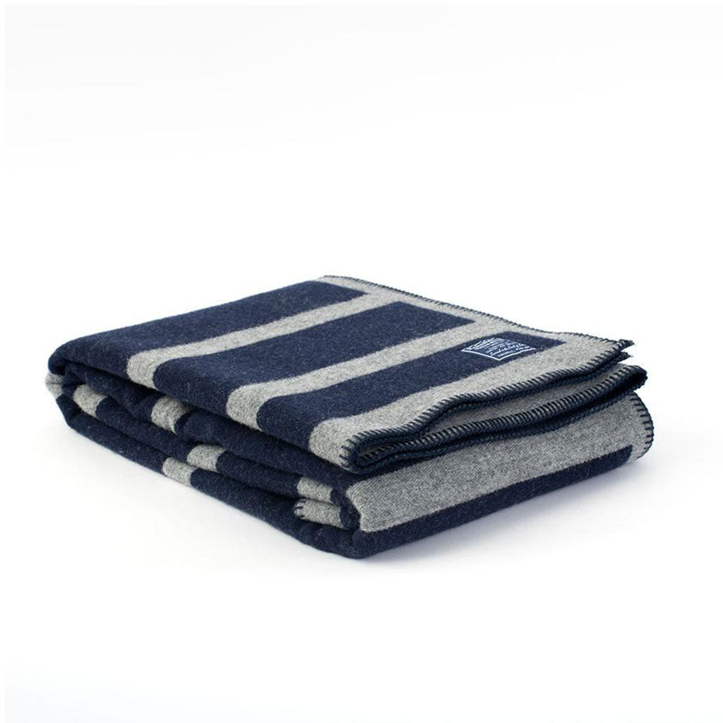 Faribault Reversible Framed Throw