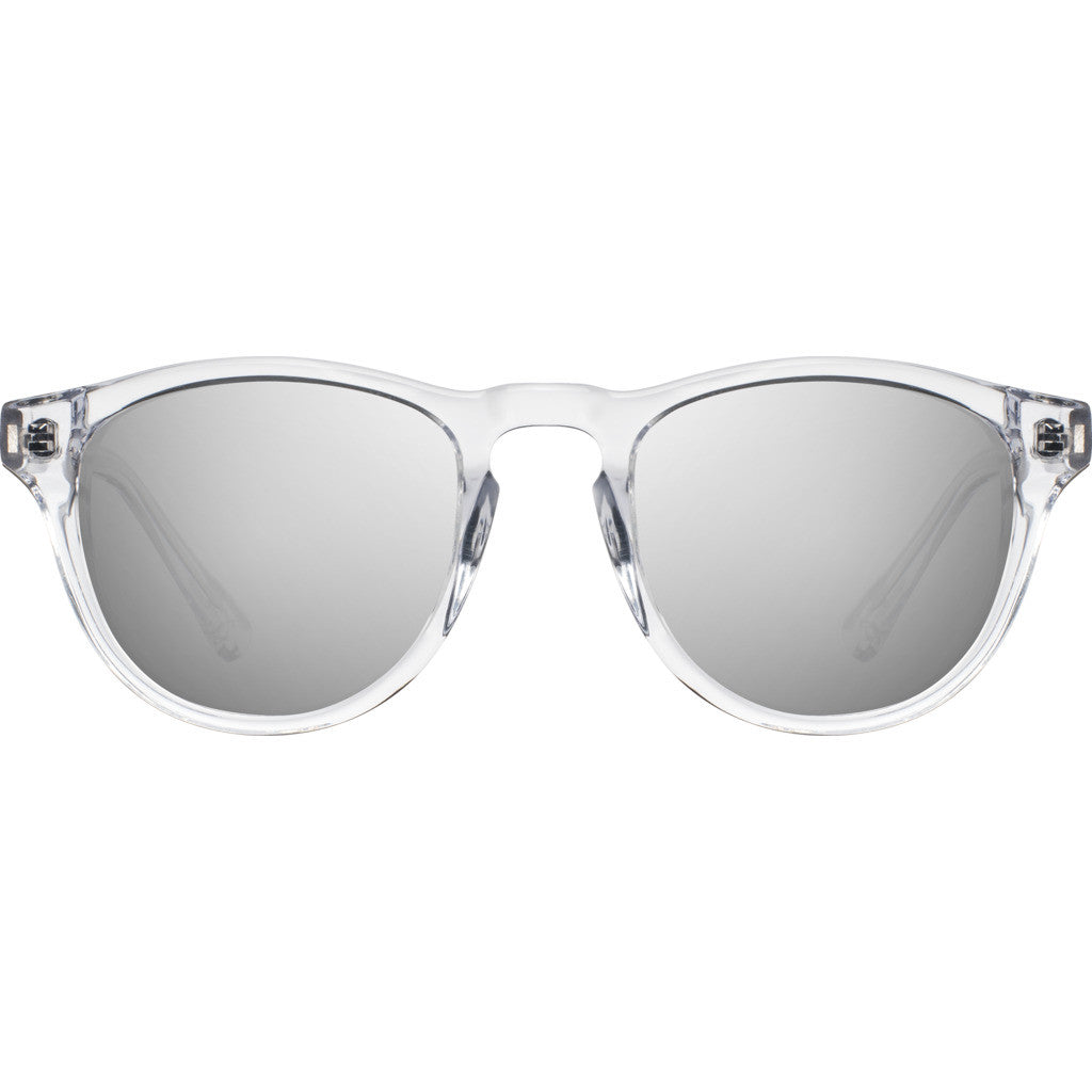 Shwood Francis Sunglasses | Crystal & Abalone Shell / Silver Mirror-WAFC2ASS  ...