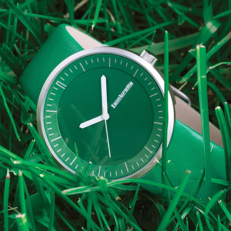 Lambretta Franco Watch | Green 2160GRE