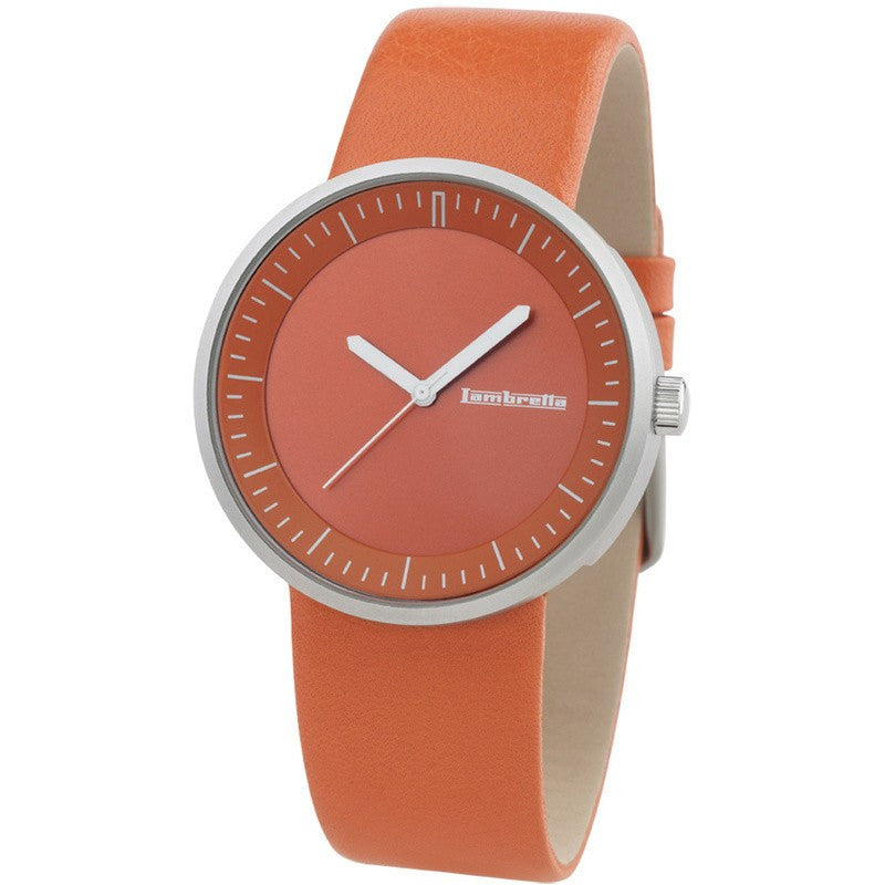 Lambretta Franco Watch | Orange 2160ORA