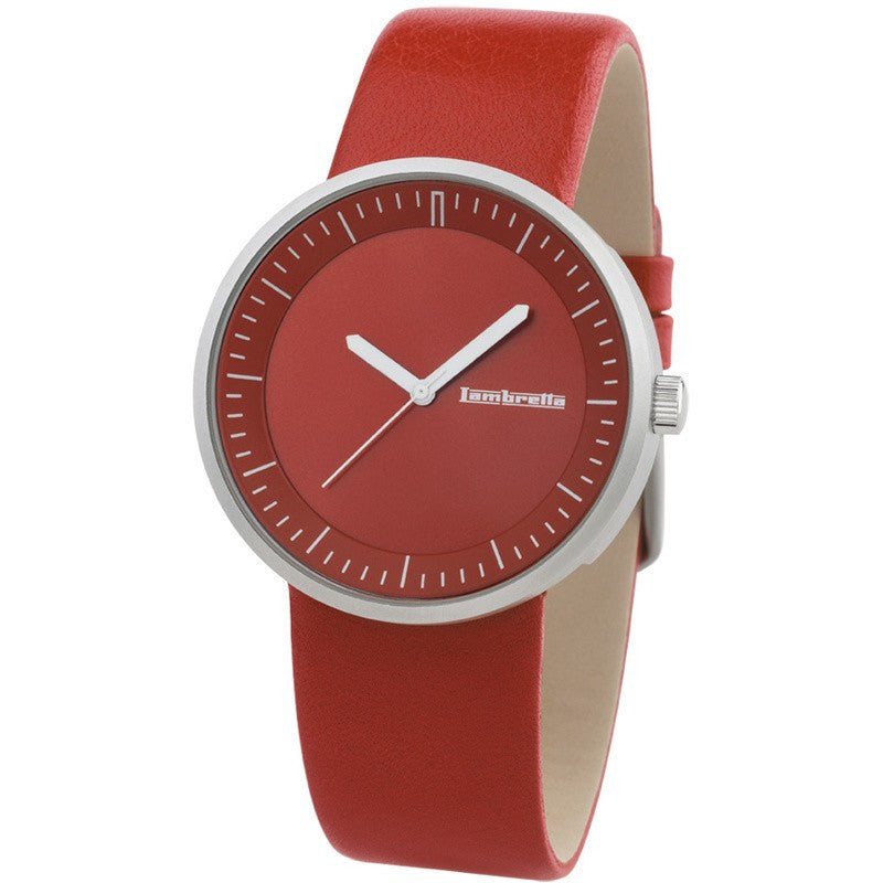 Lambretta Franco Watch | Red 2160RED