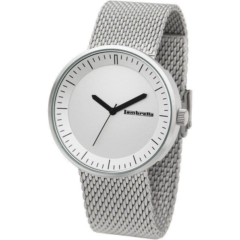 Lambretta Franco Watch | Mesh Steel 2160STE
