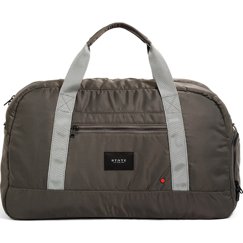 STATE Bags Franklin Duffel | Gray 1032-G