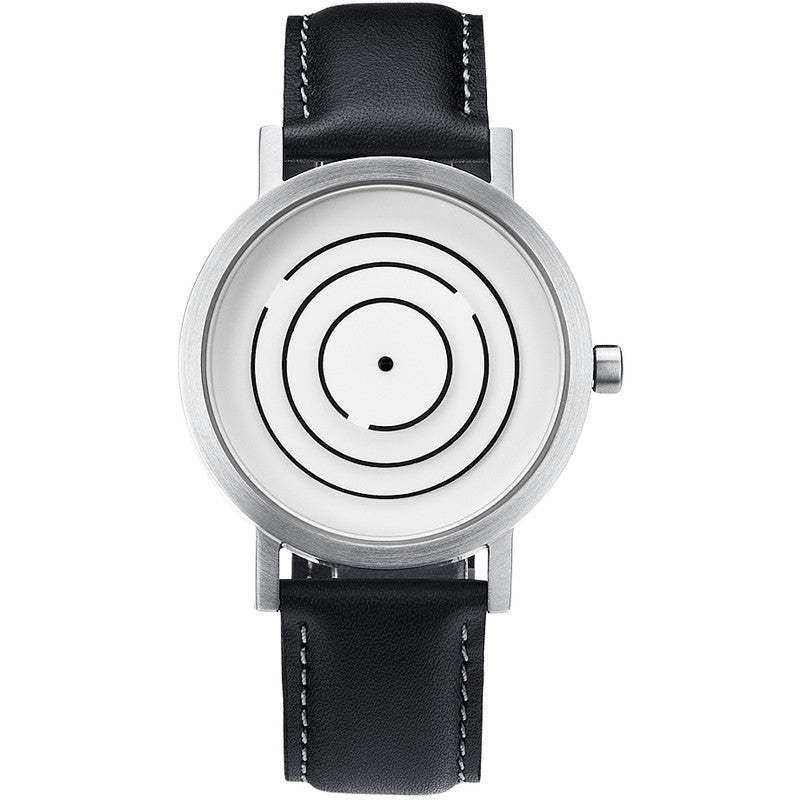 Projects Watches Laurinda Spear 40mm Free Time Watch | Steel/Leather
