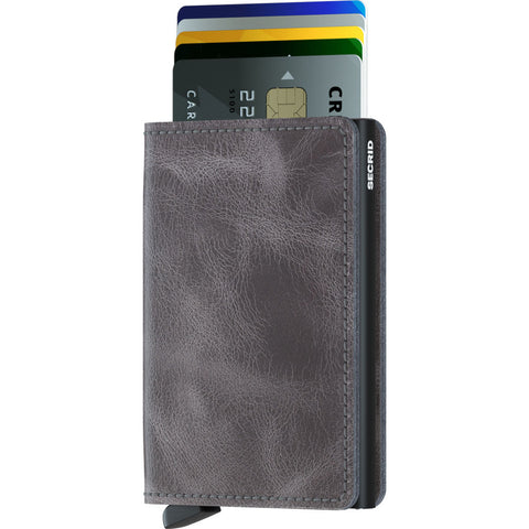 Secrid Mini Wallet | Grey MV Grey-Black