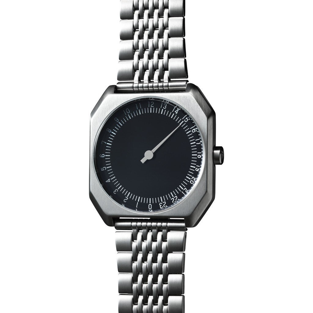 slow Jo 02 Black Watch | Silver Steel X000FGLSDD