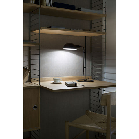 Marset Funiculi Desk Lamp | Black