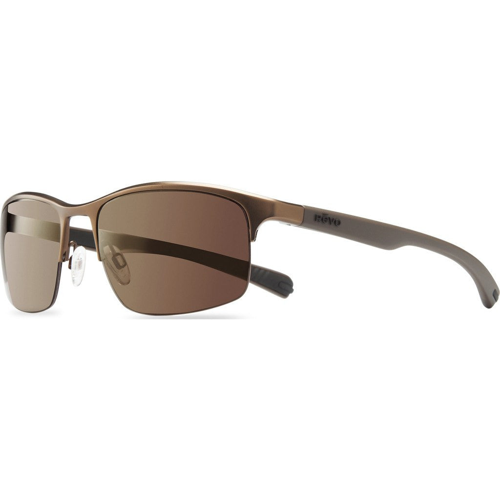 Revo Eyewear Fuselight Brown Sunglasses | Terra RE 1016 02 BR