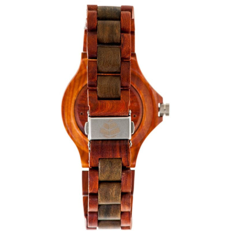 Tense Compass Discovery Men's Watch Sandalwood/Green | G4100SG