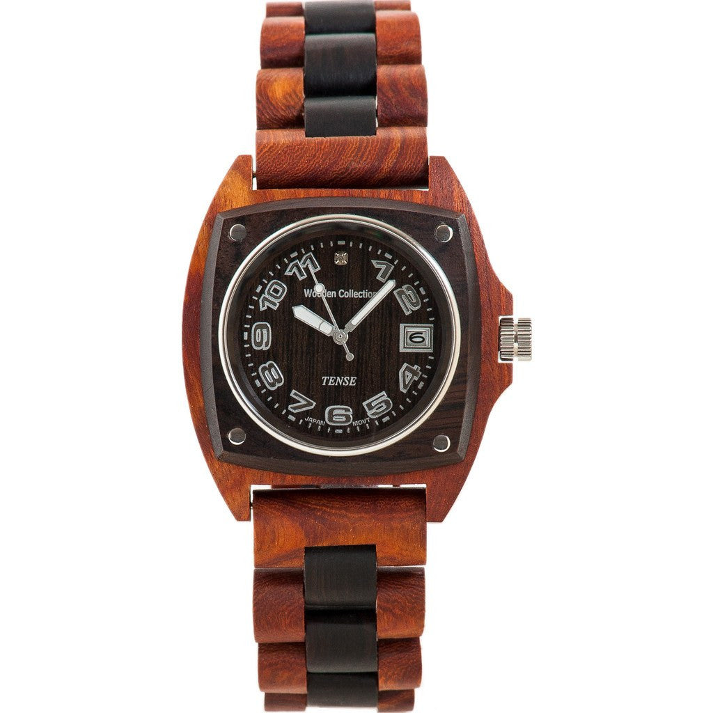 Tense Trail Watch | African Rosewood/Dark Sandalwood G4101RD