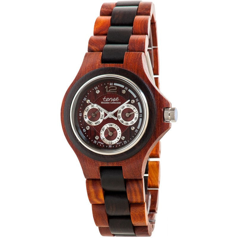 Tense Northwest Adventure Men's Watch Sandalwood/Dark Sandalwood Dark Face | G4300SDR