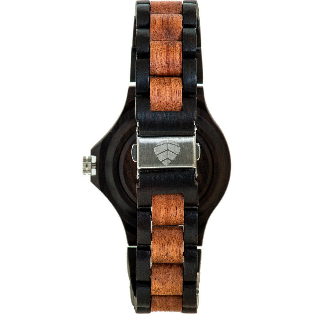 Tense Metro Watch | Dark Sandalwood/Rosewood G4302DR-W