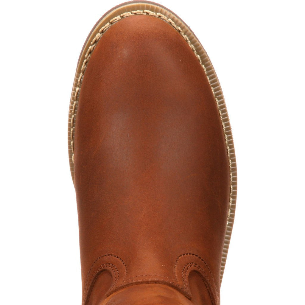 G5814 - Georgia Boot Carbo-Tec Wellington D | Brown