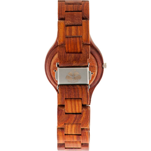 Tense Pacific Watch | African Rosewood G7509R
