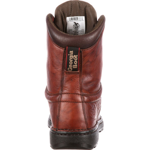 G8083 - Georgia Boot Eagle Light Work Boot Medium | Brown
