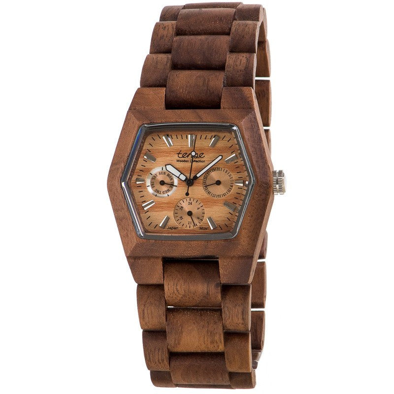 Tense Marmot Adventure Unisex Watch American Walnut | G8303W