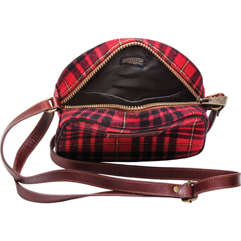 Pendleton Half Moon Purse | Macian Tartan GD140-54383