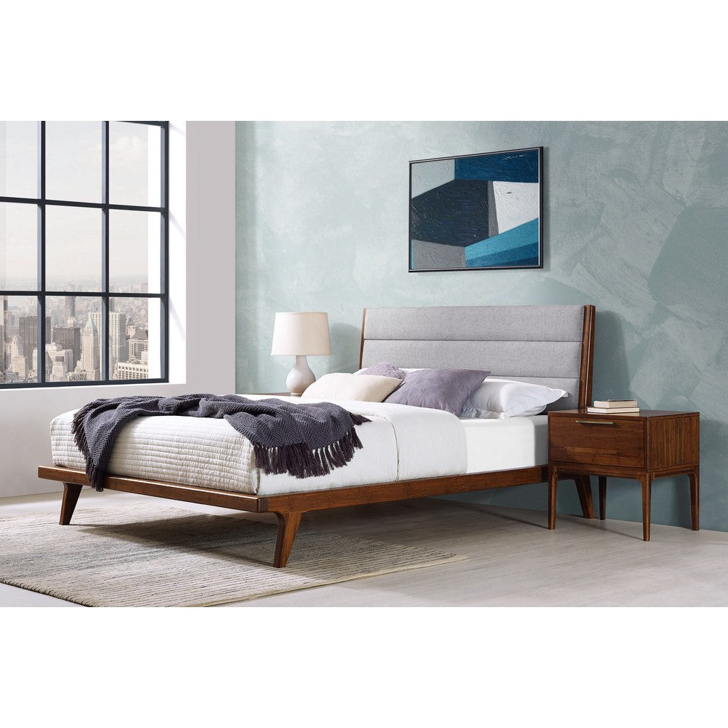 Exotic Bed Frames greenington mercury upholstered queen bed exotic gm001e - sportique
