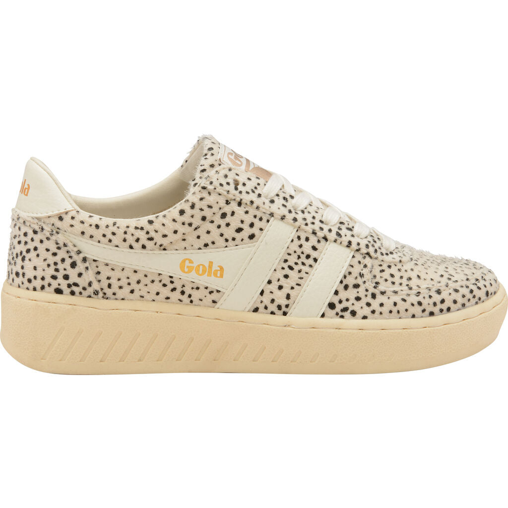 Gola Women's Grandslam Cheetah Sneakers