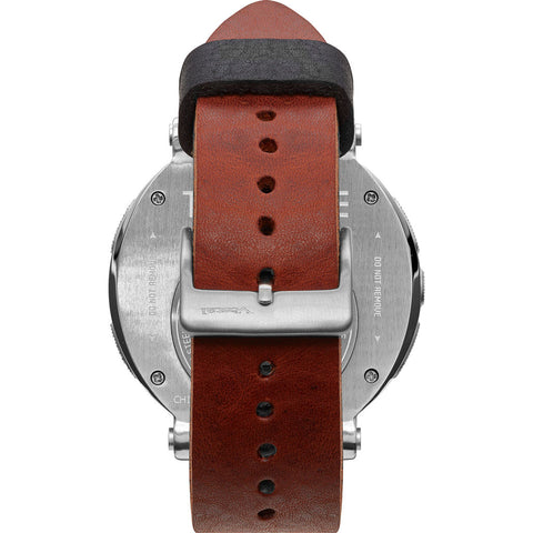 Vestal Guide Makers Watch | Brown-Black/Silver/Negative