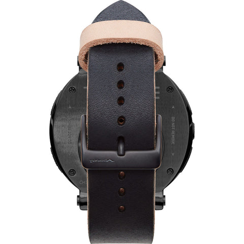Vestal Guide Makers Watch | Black-Natural/Black/Negative