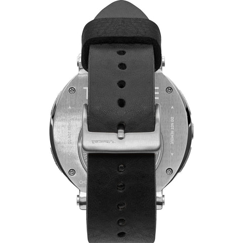 Vestal Guide Makers Watch | Black-Black/Silver/Negative