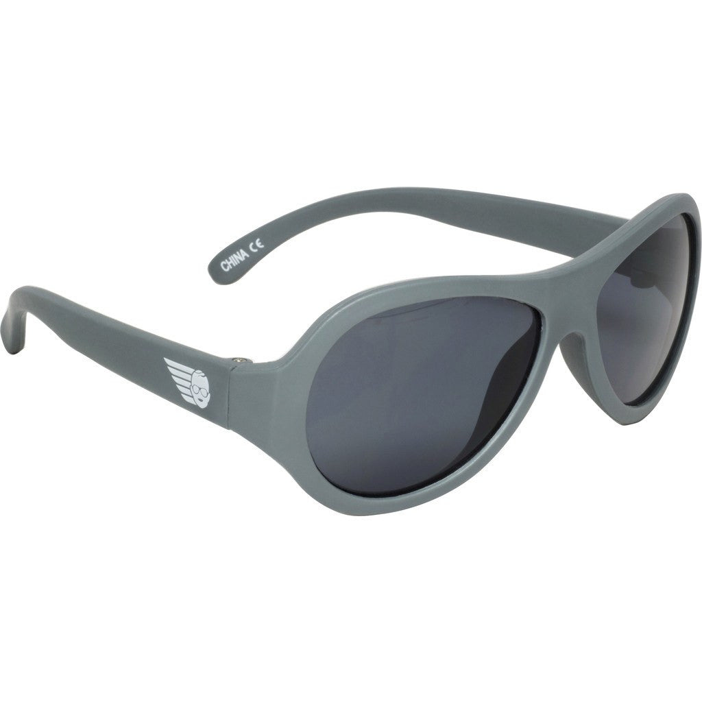 Babiators Galactic Gray Sunglasses | Ages 0-3 / Ages 3-7+