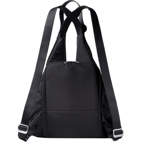 Cote&Ciel Ganges Medium Nylon Backpack | Jet Black 28495