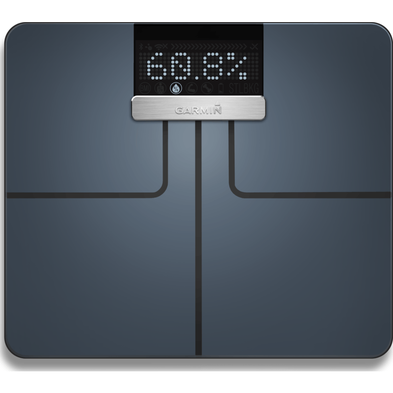 Garmin Index Smart Scale | Black