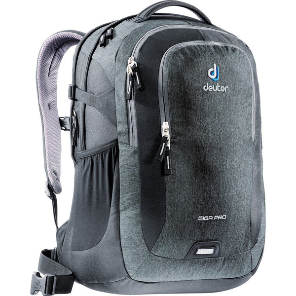 deuter giga pro daypack backpack dresscode black 80434. Black Bedroom Furniture Sets. Home Design Ideas