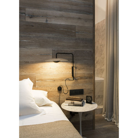 Marset Ginger Wall Light | Oak