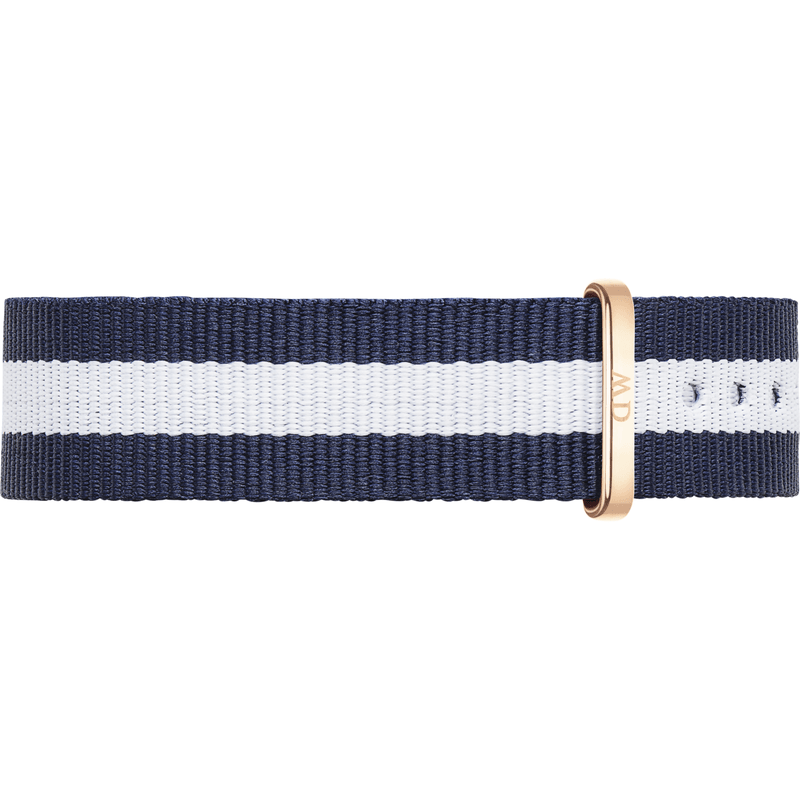 Daniel Wellington Classic Glasgow Women's Wristband | Rose Gold 0703DW