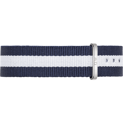 Deniel Wellington Glasgow Women's Wristband | Silver 0802DW