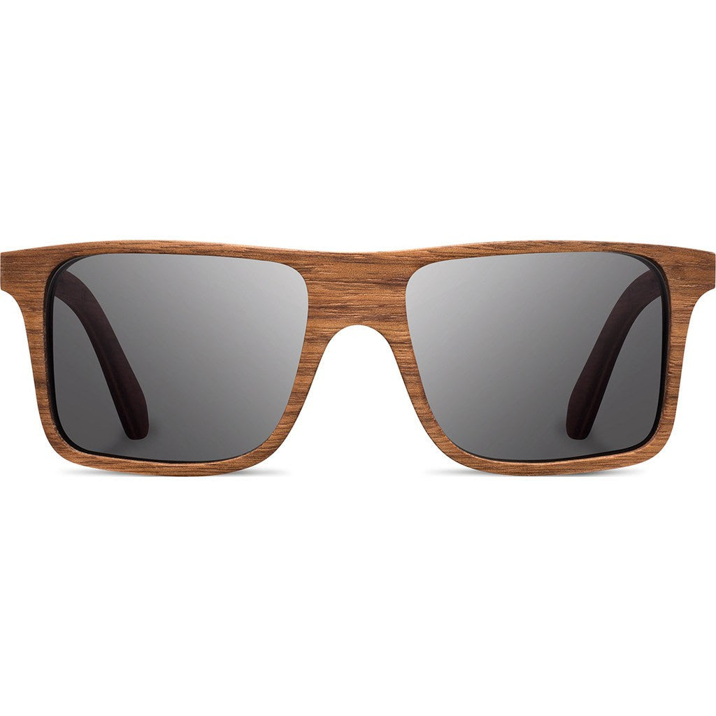 Shwood Govy Original Sunglasses | Walnut / Grey Polarized WOGWGP