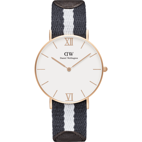 Daniel Wellington Grace Collection Glasgow Women's Watch | Rose Gold 0552DW