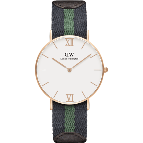Daniel Wellington Grace Collection Warwick Women's Watch | Rose Gold 0553DW