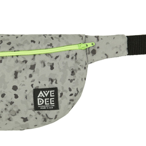 Avenue Dee Fanny Pack | Granite Neon