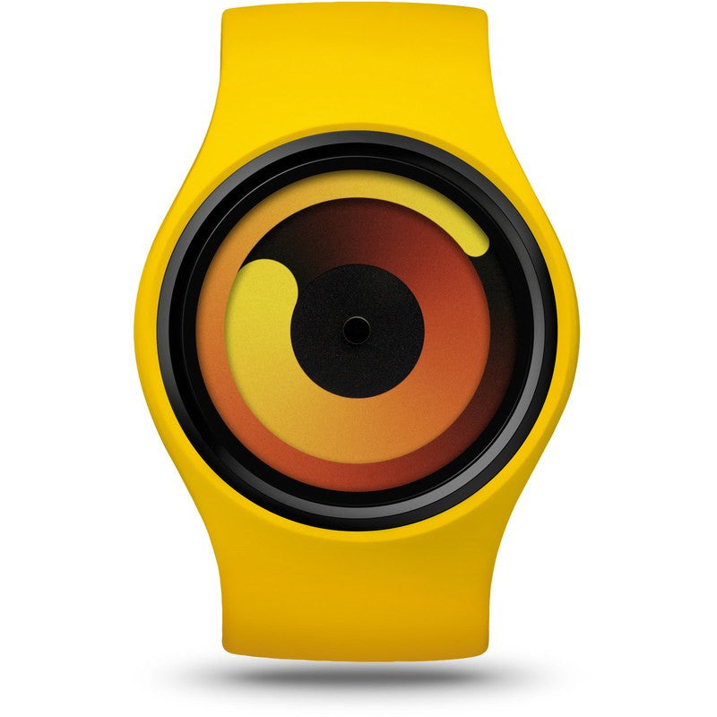 ZIIIRO Gravity Banana Watch | Z0001WY
