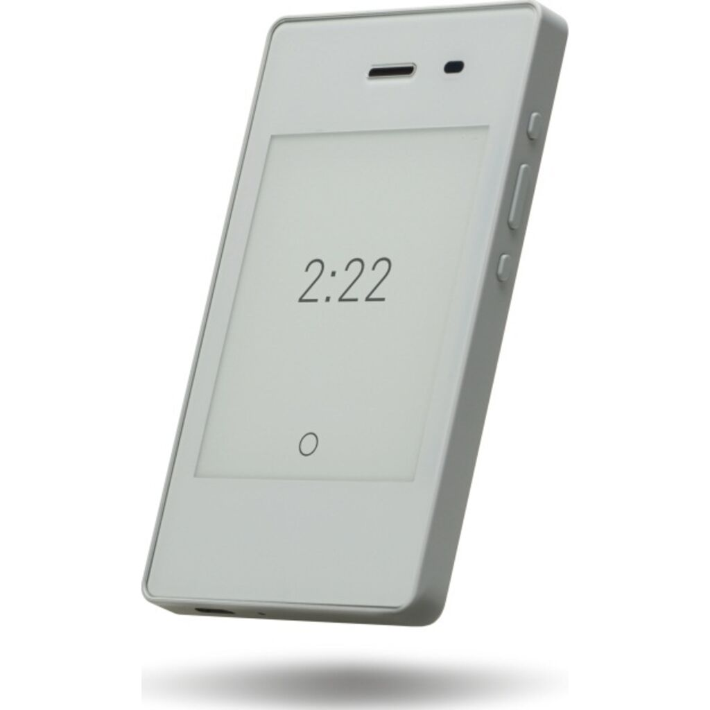 The Light Phone II Minimalistic Cell Phone | Gray